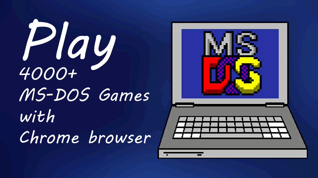 4 000 Ms Dos Classic Games For Free Play Online With A Browser Tech Is Fun