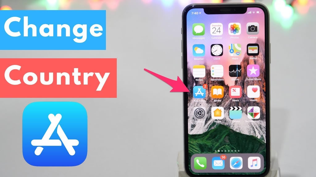 The Simplest Way To Switch To Any Country On App Store With Your Iphone And Ipad Tech Is Fun